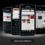 Opera Mini 7 para Android y Google Chrome 18 disponibles