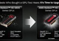 Especificaciones oficiales de las Radeon HD 7870 y Radeon HD 7850 (Pitcairn)