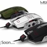 CeBIT 2012: Thermaltake Level 10 Gaming Mouse, hasta 8500 DPI