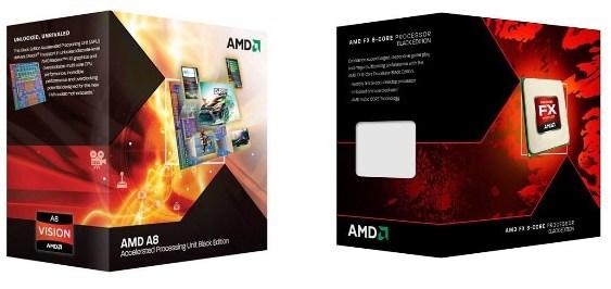 AMD recorta el precio de sus APU A-Series y CPUs FX