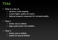 NVIDIA GeForce 304.79 Beta con soporte TXAA