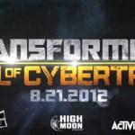 Mira el nuevo tráiler de Transformers: Fall of Cybertron