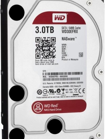 Western Digital anuncia su nueva línea RED de discos duros para NAS