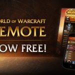 World of Warcraft Remote disponible gratuitamente para Android, iPhone y iPod Touch.
