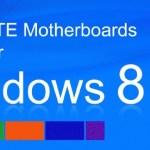 Gigabyte actualiza sus BIOS para dar la bienvenida a Windows 8