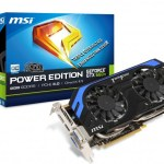 MSI GeForce GTX 660 Ti Power Edition revelada