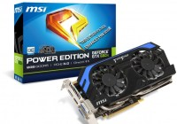 MSI GeForce GTX 660 Ti Power Edition revelada