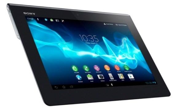 IFA2012: Sony presenta el Xperia Tablet S con Tegra 3