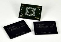 Samsung inicia la producción en masa de memorias ultra-rápidas para Tablets y Smartphone