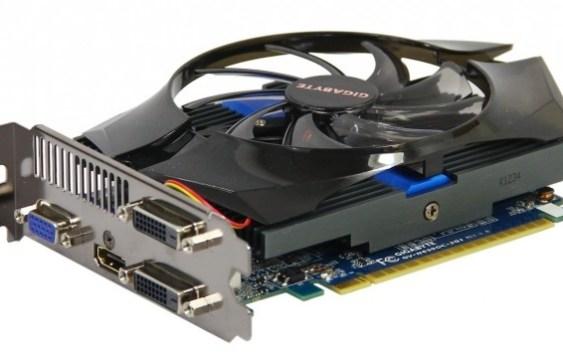 Gigabyte GeForce GTX 650 con ventilador de 100mm, OC de fábrica y el doble de memoria