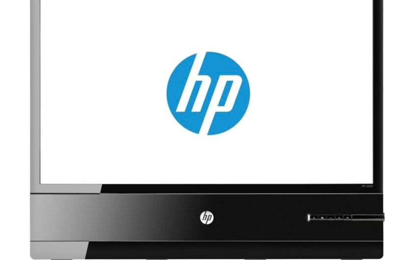 "HP L2401x  monitor de 24"" ultra delgado con panel MVA"