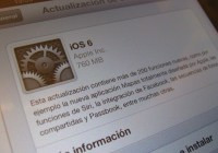 Apple liberó iOS 6 y OSX 10.8.2