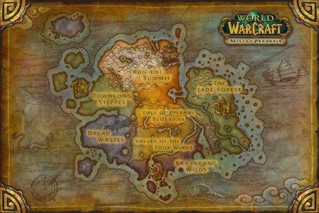 También, podrás explorar el hermoso continente de Pandaria que tendrá 7 nuevas zonas llenas de desafíos y secretos para que tu y tus amigos descubran.