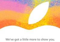 Apple anuncia evento para el 23 de octubre donde anunciaría el iPad mini