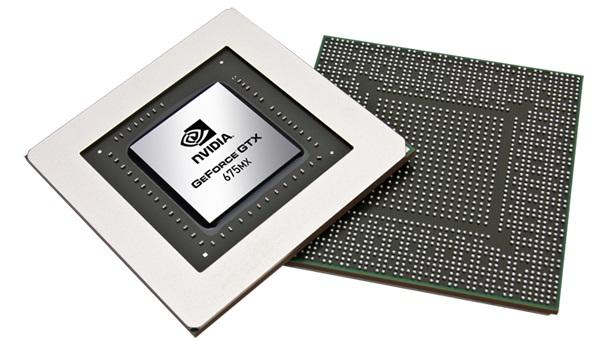 NVIDIA lanza GeForce GTX 675MX, GTX 670MX, GT 645M y GT 625M