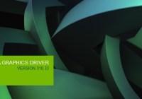 NVIDIA también lanza controladores de rendimiento GeForce 310.33 Beta