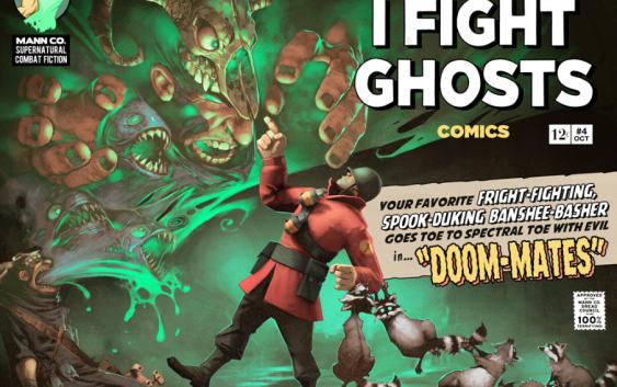 Team Fortress 2: 4ta actualización anual de Halloween