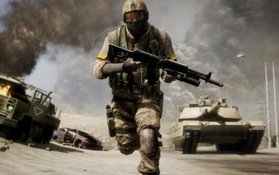 """DICE: """"Tranquilos. Battlefield Bad Company 3 esta ahí, en algun lado"""""""