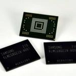 Samsung comienza la producción en masa de chips NAND Flash a 10nm de alto rendimiento