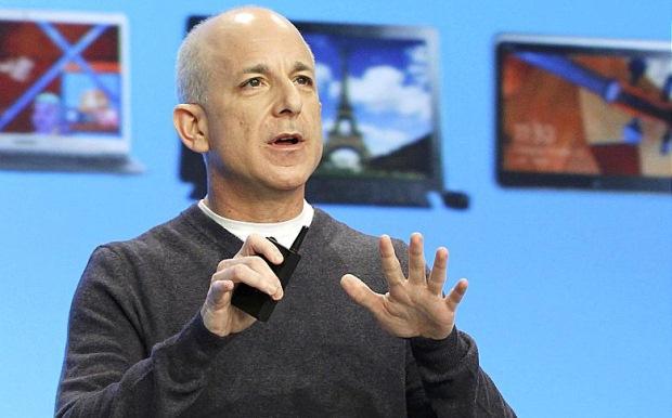 Steven Sinofsky el jefe de la división Windows deja Microsoft luego de 23 años