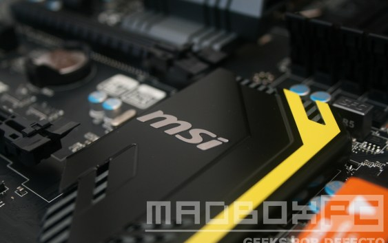 Review: MSI Z77 MPOWER Big Bang Series