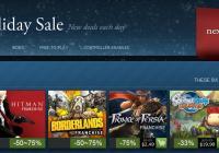 ¡Comenzaron las ofertas navideñas en Steam!