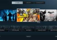 Ya se encuentra disponible Steam Big Picture para todos los usuarios.