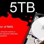 Discos Duros Western Digital de 5 TB el próximo año