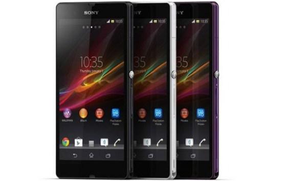 CES2013: Sony anuncia oficialmente sus nuevos smartphone Xperia Z y Xperia ZL
