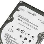 Seagate dejará de producir discos duros de 2.5″ y 7.200 RPM para notebooks a finales de año