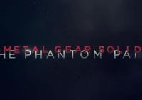 Metal Gear Solid 5: The Phantom Pain ya tiene fecha de lanzamiento [Rumores]