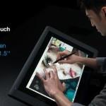 Wacom lanza la Cintiq 22HD Touch, Multi-touch en 21.5″