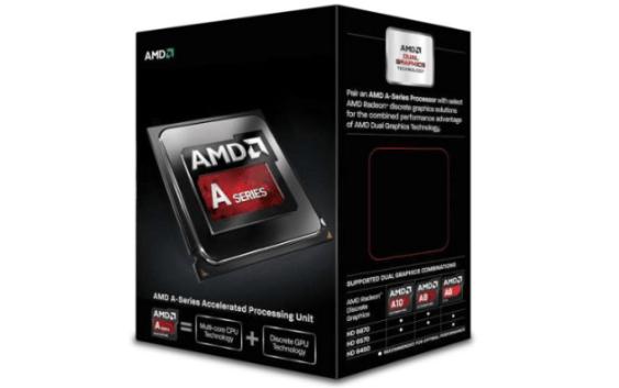 AMD baja el precio de algunas APU A8-6000 series y CPU FX-9000 series