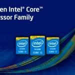 Intel Core i3 y Pentium dual-core basados en Haswell llegan en septiembre, Ivy Bridge-E también