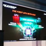 """AMD revela más características de las APU """"Kaveri"""" con núcleos Steamroller y GCN"""