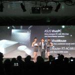 CPTX2013: Asus anuncia sus VivoPC y VivoMouse