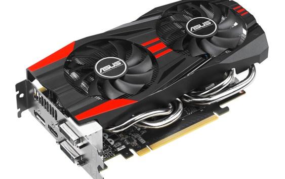 ASUS GeForce GTX 760 DirectCU II, DirectCU OC y DirectCU mini