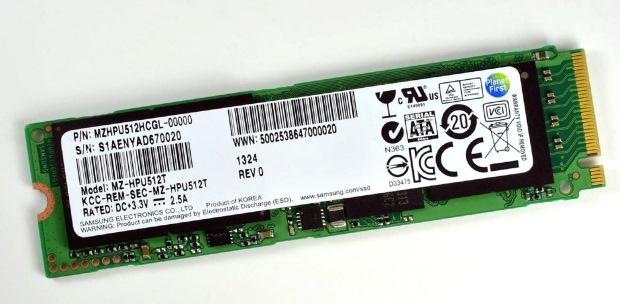 Samsung comienza la producción de sus primeros SSD PCIe de hasta 1400 MB/s