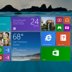 Microsoft lanza oficialmente Windows 8.1 Preview