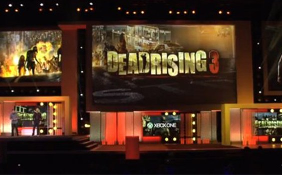 [E3:2013] Dead Rising 3 exclusivamente para Xbox One