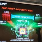 """Se confirma el retraso de las APU AMD """"Kaveri"""" para febrero de 2014"""