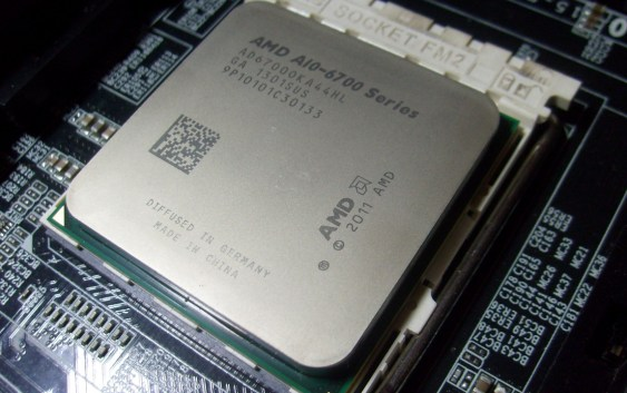 """Review AMD A10-6700 """"Richland"""""""