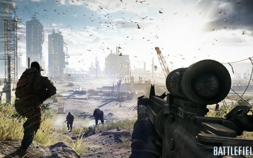 La campaña de Battlefield 4 se desarrollará en Azerbaiyán, Shanghai y Singapur.