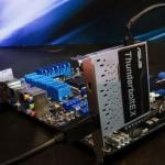 Intel espera salvar Thunderbolt mediante tarjetas de expansión