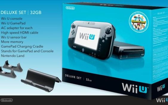 Nintendo baja el precio de la Wii U Deluxe y anuncia su nueva Nintendo 2DS