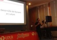 [Festigame 2013] La fuerte presencia de Konami en Latinoamérica