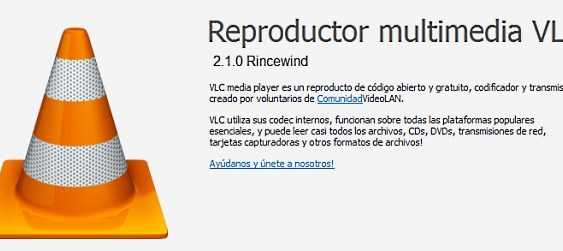 "VideoLAN lanza VLC Media Player 2.1.0  ""Rincewind"""