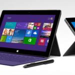 Microsoft anuncia sus nuevas tabletas Surface Pro 2 y Surface 2