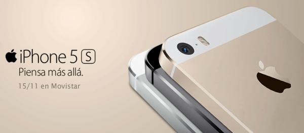 iphone 5S 5C Chile