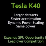 """NVIDIA alista su acelerador Tesla K40 """"Atlas"""" con GPU GK180"""